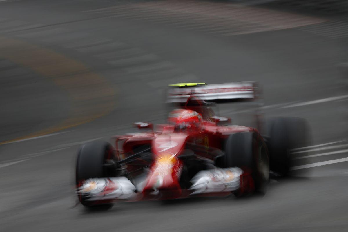 5 perc fedélzeti kamera Raikkönennel Monacóban: utazz az F14T-vel