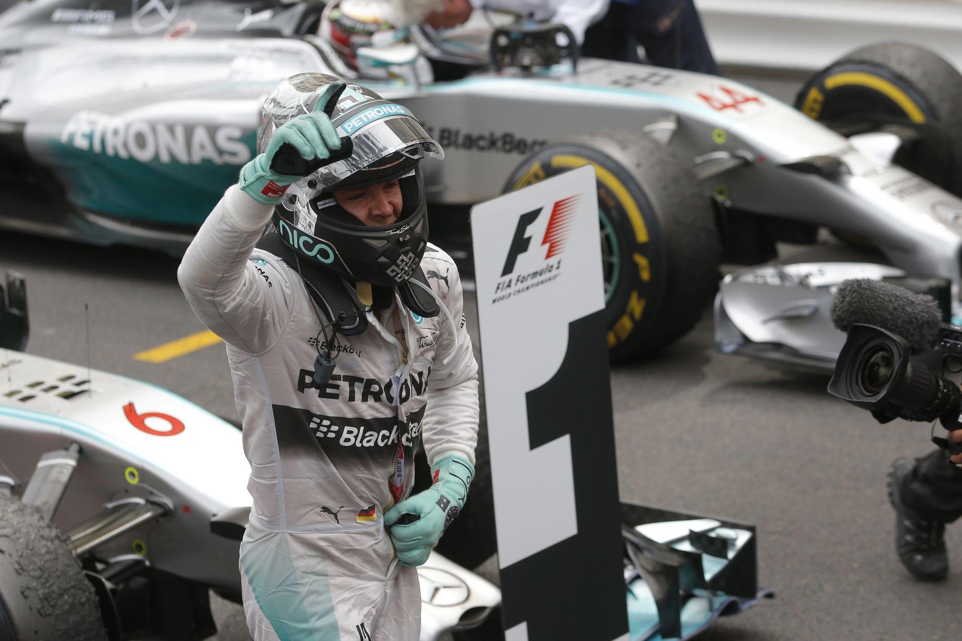 Monacói Nagydíj 2014: Ismét a Mercedes nyert! Unalmas? Ez van!