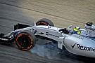 Williams: A Ferrari és a Mercedes ma elérhetetlen volt