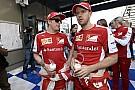 Raikkönen már most másodszámú a Ferrarinál? Vettel lett a vezér Maranellóban