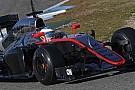 Szuper-lassításban Alonso és a McLaren-Honda MP4-30