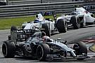 Az új F1 minden szektorban lassabb elődjénél,de a végsebességben nagy ugrás történt