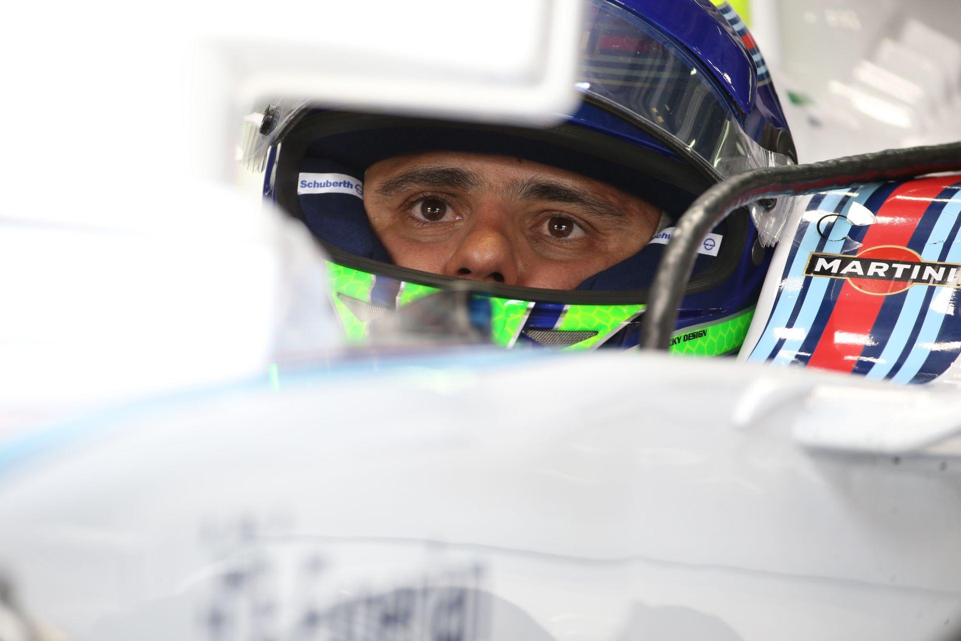 Massa: A Williams hibázott Malajziában és ismét ellent mondanék a csapatutasításnak