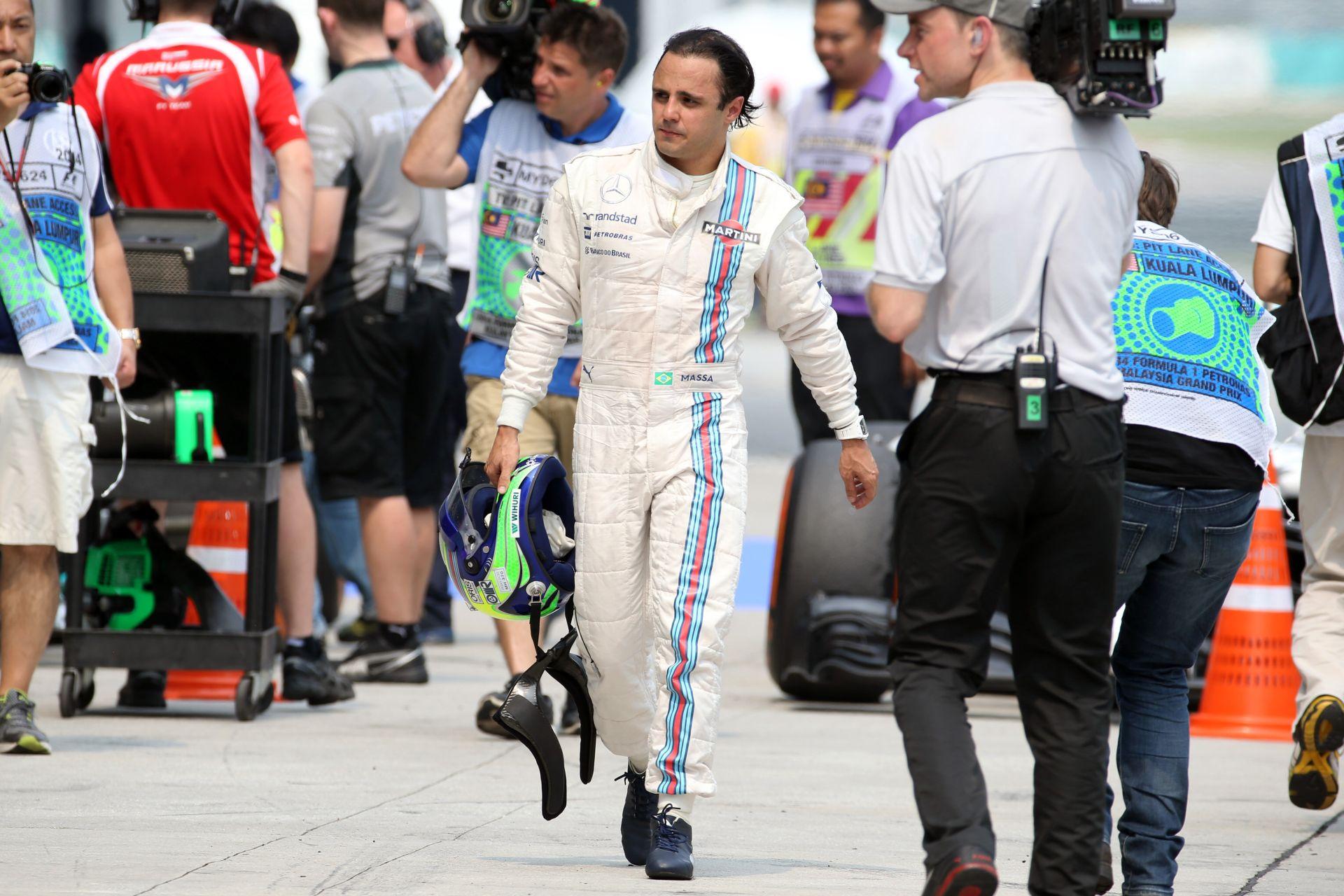 Massa nyert, a Williams bocsánatot kért