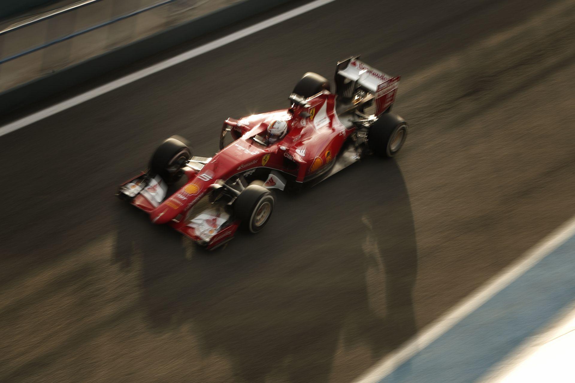 """Az új Ferrari """"repül"""" a tavalyihoz képest: Kiszivárgott információk az SFT15-T-ről"""