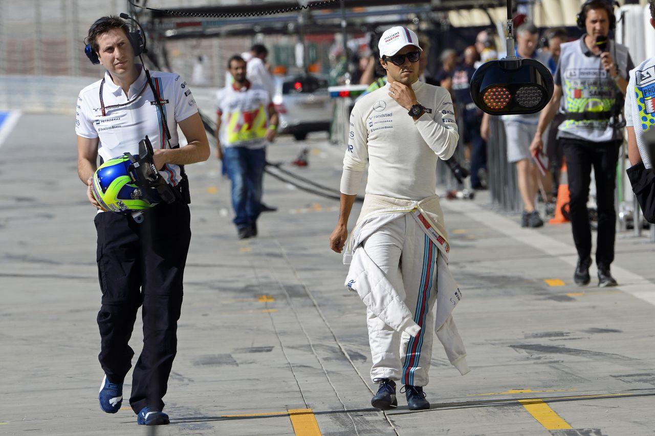 Massa és Vettel is csalódott: a Red Bull lassú, a Williams nem, csak bejött az SC