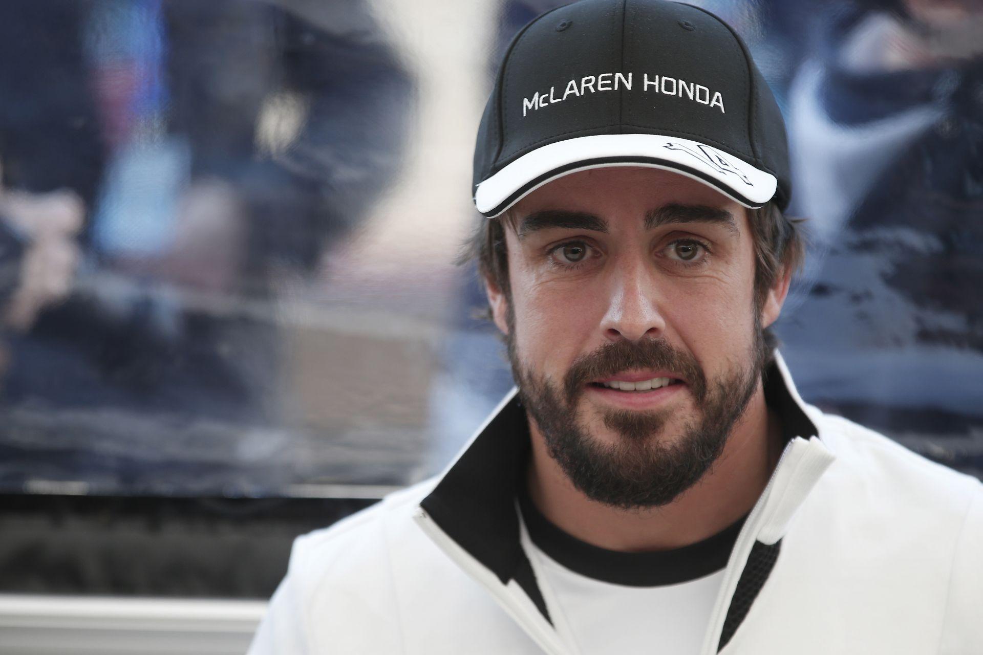 Alonso: A lehető legjobb csapattal fogok versenyezni
