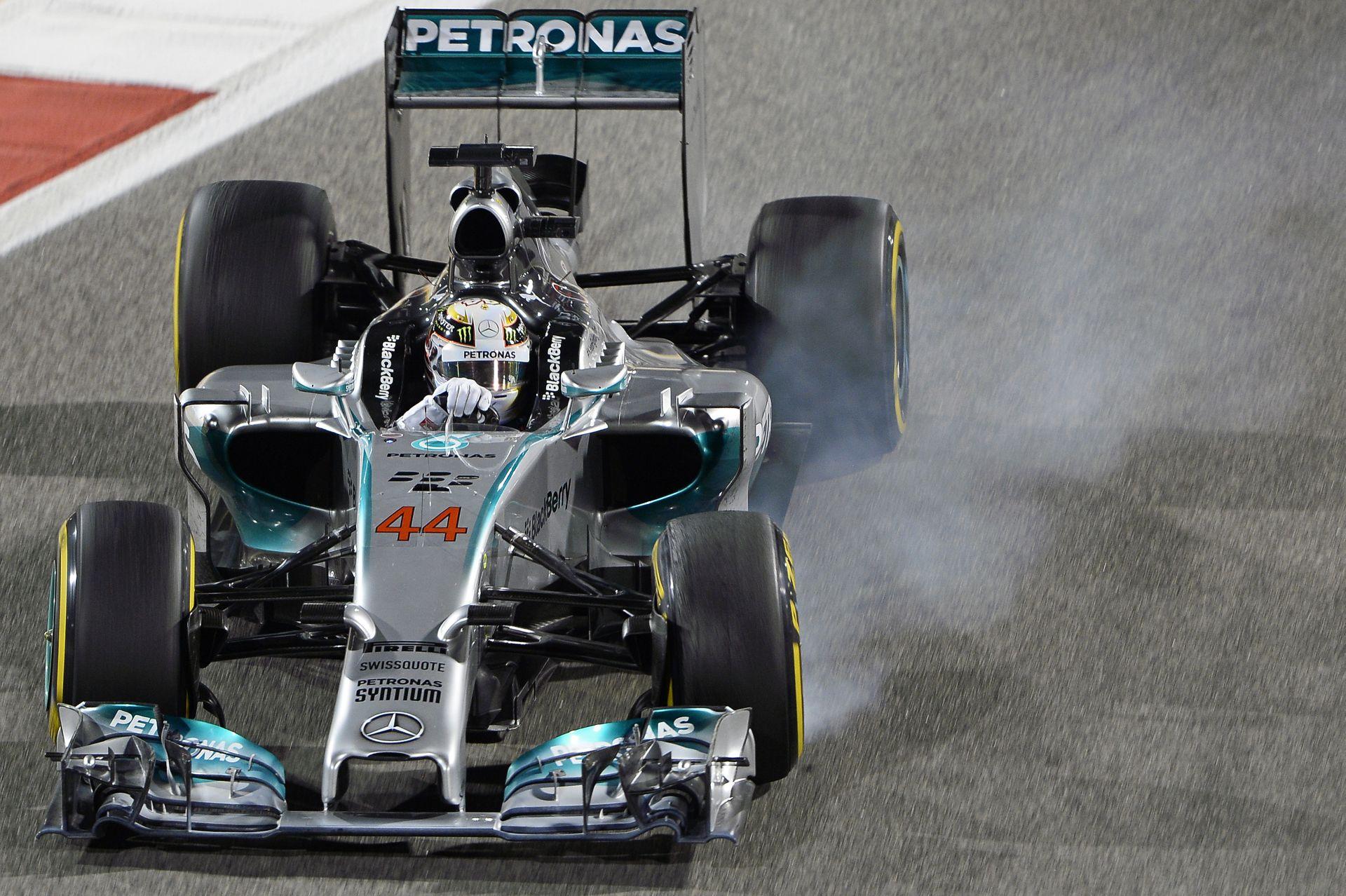 DHL Fastest Lap Award: Egyelőre fölényesen vezet a Mercedes