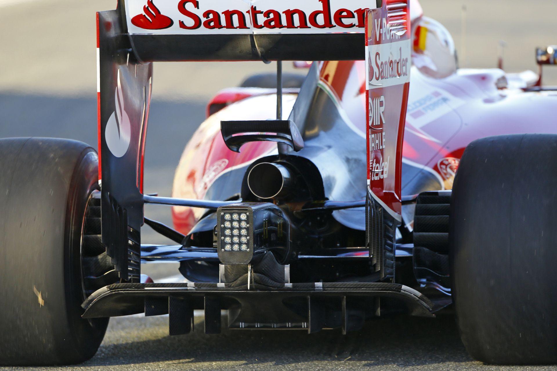 A Ferrari nem mondott le a biturbós V8-as motor bevezetéséről a Forma-1-ben