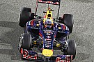 Bahreini Nagydíj 2014: Videón Ricciardo startja