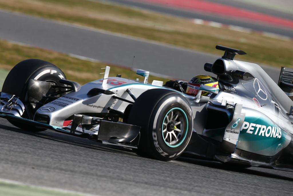 Wehrlein érzi, mennyit fejlődött a Mercedes motorja tavalyhoz képest