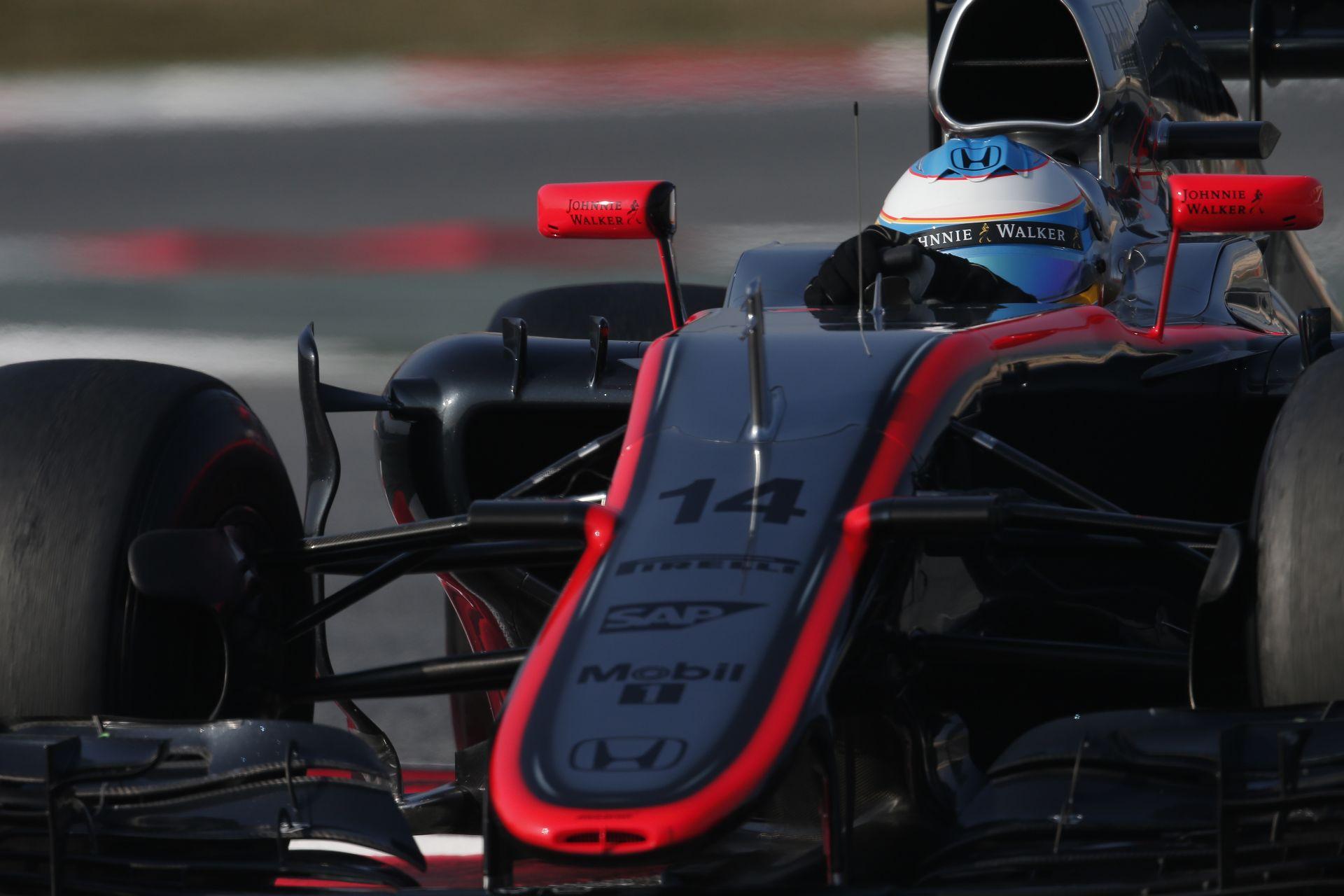 Barcelona – F1 2015: Kövesd élőben a hetedik F1-es tesztnapot (ÉLŐ)