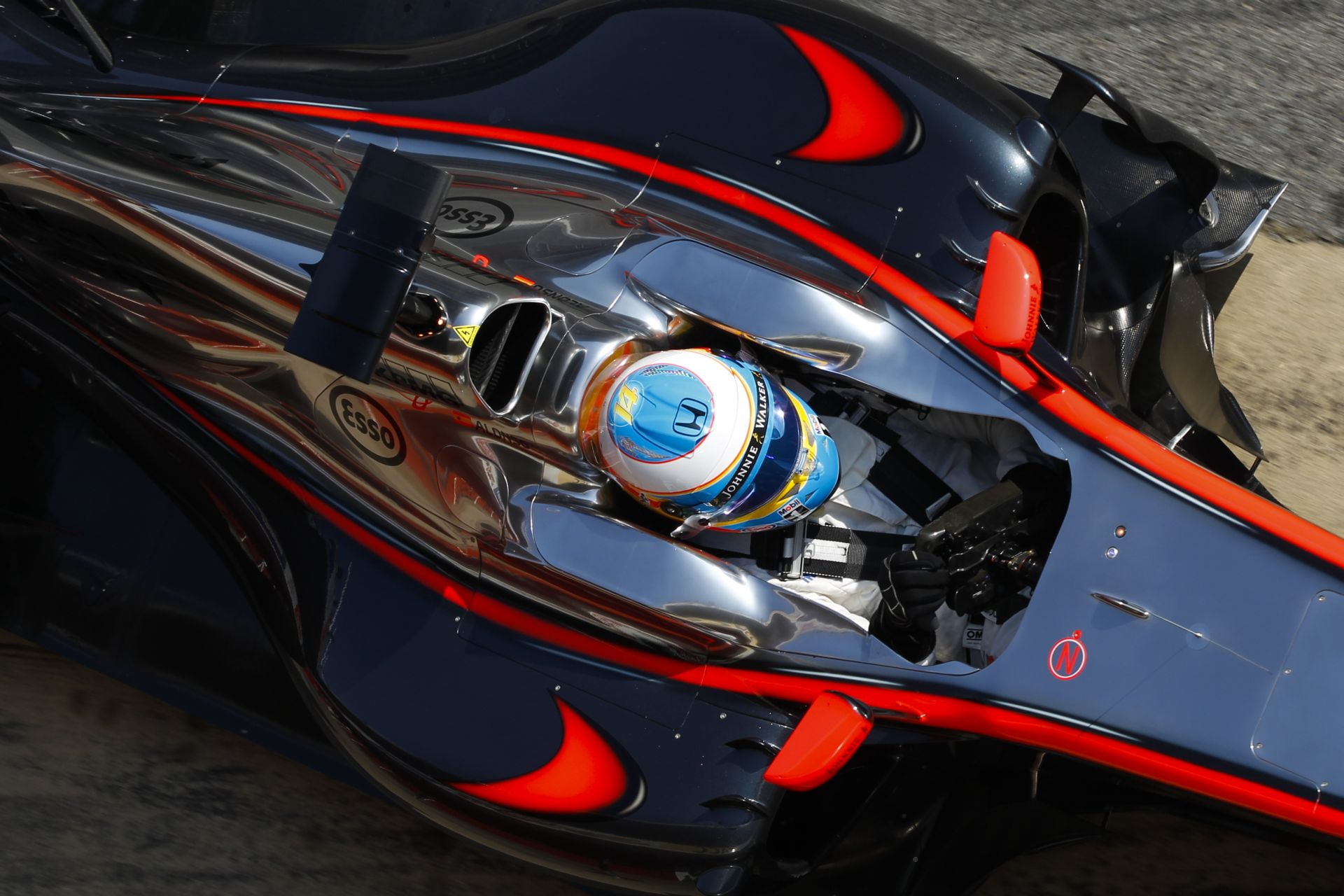 A McLaren csak Alonso nyögéseit hallotta a rádióban
