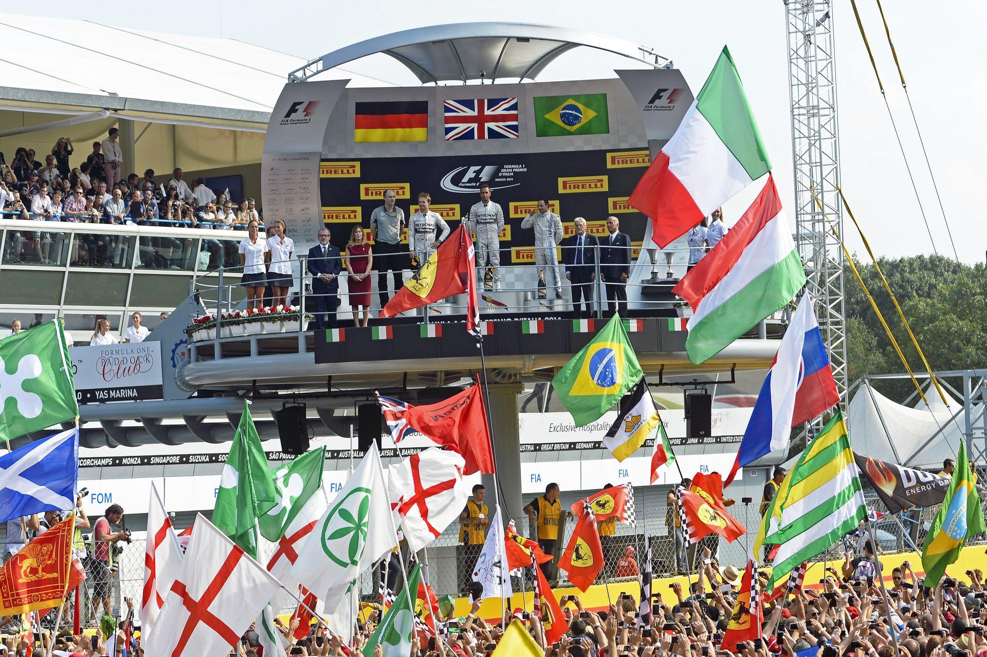 Nem biztosított Monza jövője a Forma-1-ben: Hatalmas presztízsveszteséget jelentene