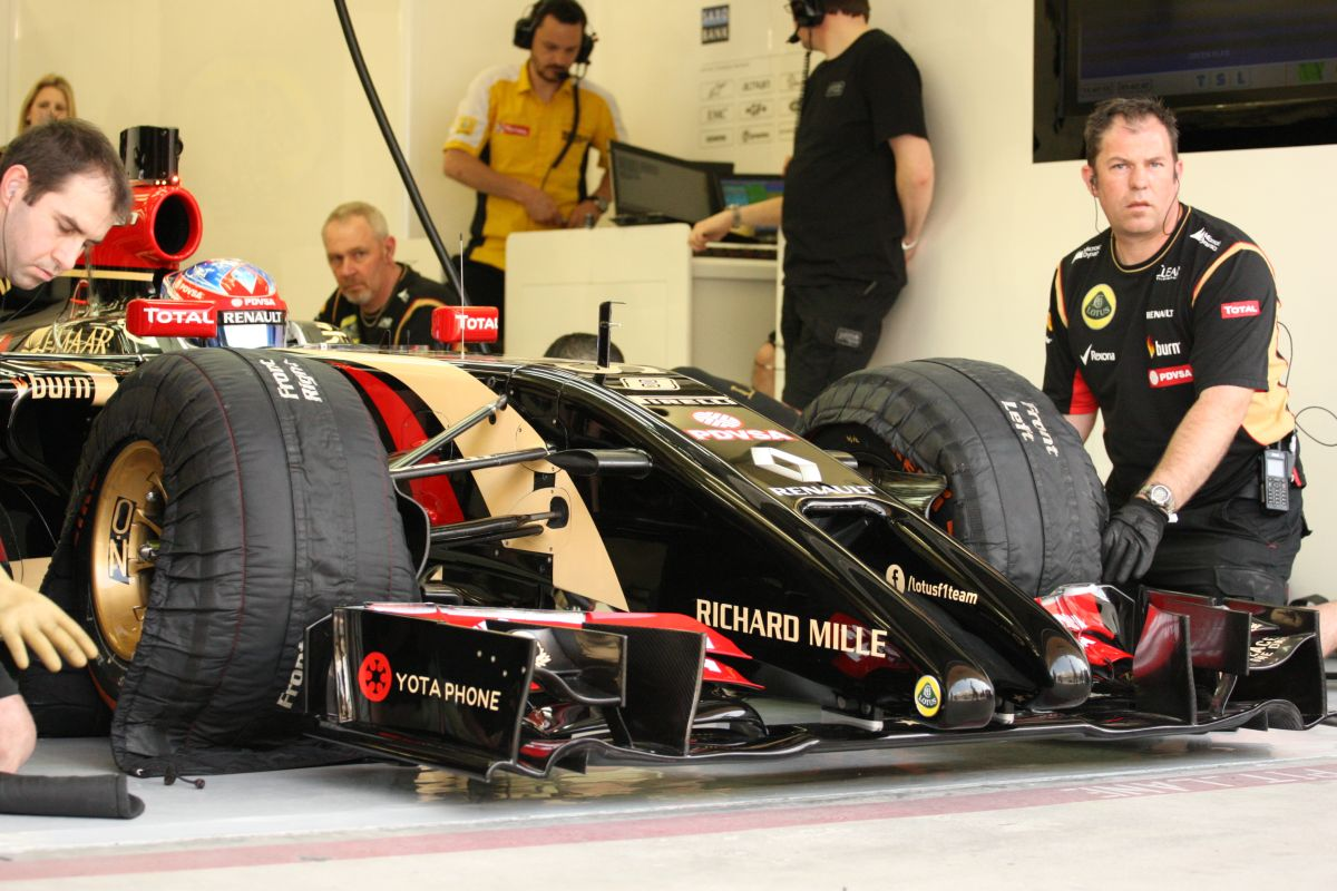 Pic: Ha gond van Maldonadóval, vagy Grosjeannal, én ülök autóba!