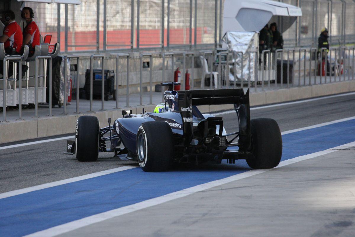 Röviden: Tovább gyorsulhat a Williams