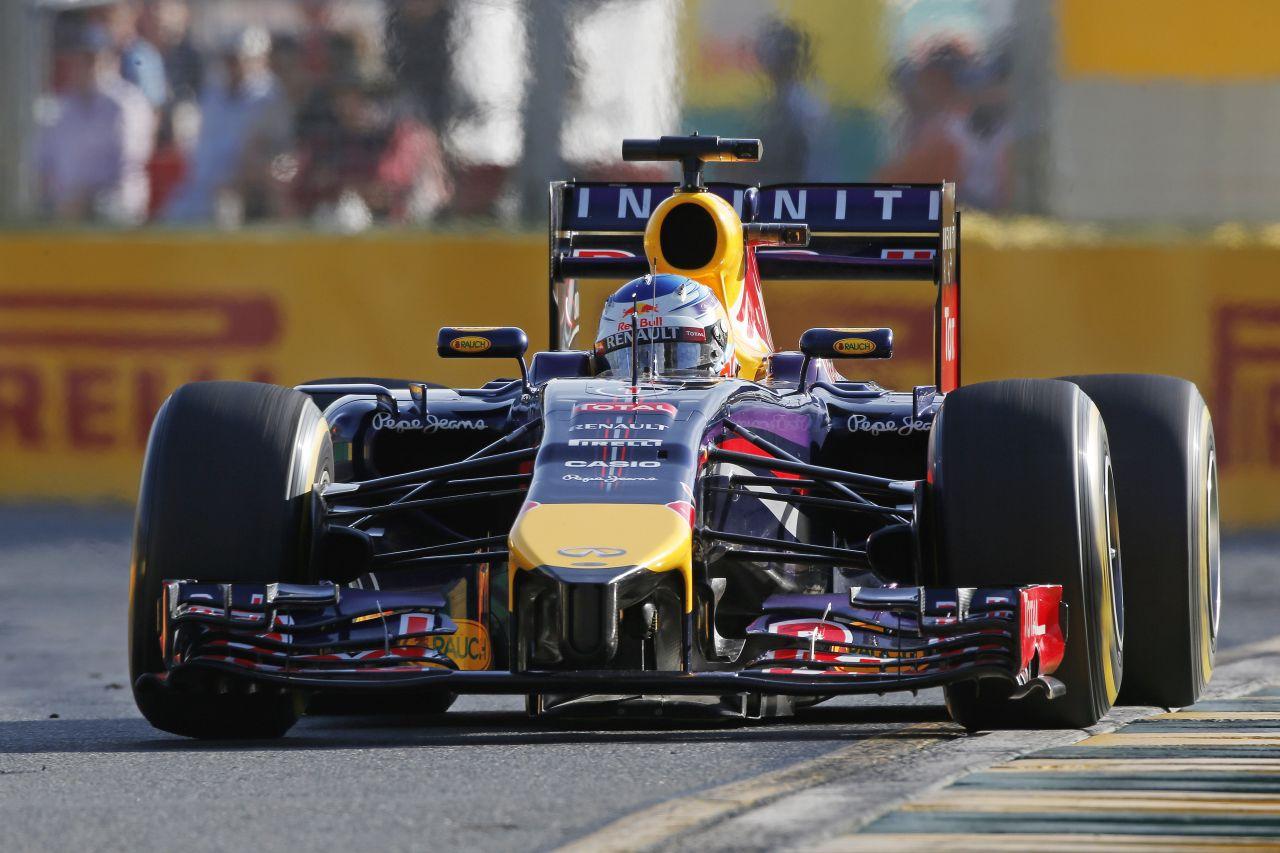 Ausztrál Nagydíj 2014: Kövesd ÉLŐBEN az idei év első F1-es futamát (4:00)
