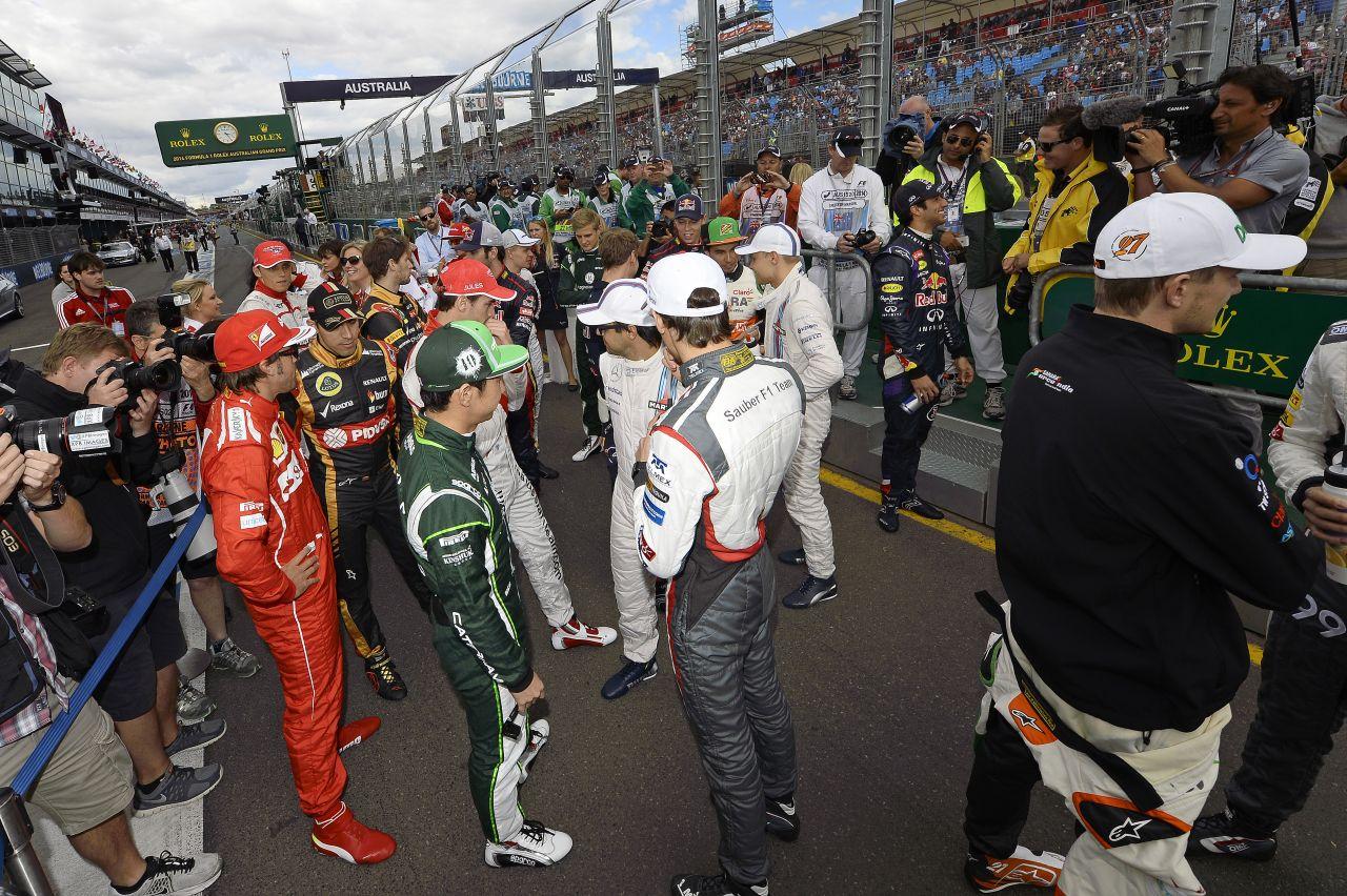 Helyi hősök kellenek, mint Schumacher és Kubica: az F1 elrejti a versenyzőket a nézők elől