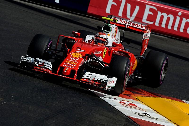 Райкконен: не варто очікувати дива від нового двигуна Ferrari