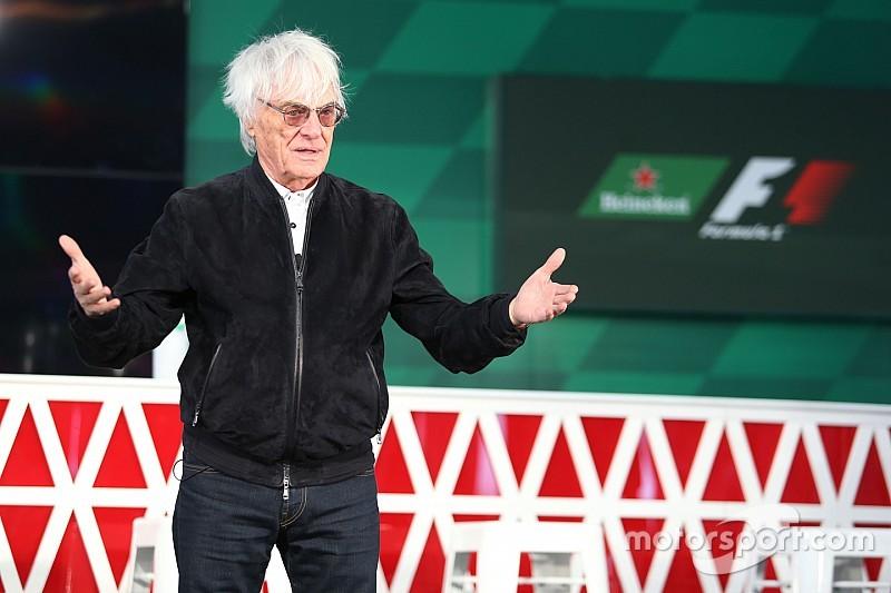 "Ecclestone: ""Con Heineken entriamo nelle piattaforme social mondiali"""