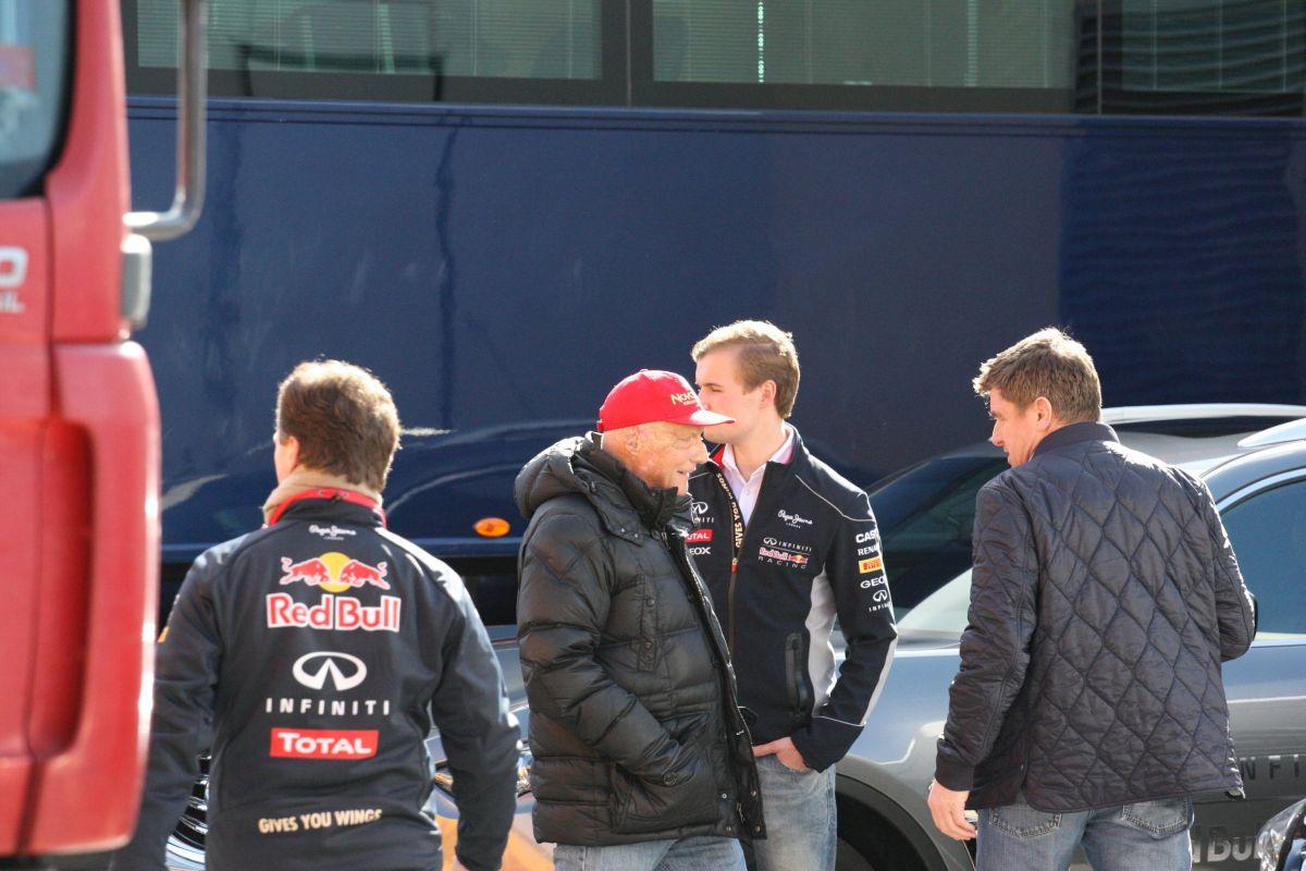 Lauda: a Mercedesnek is voltak problémái, de azonnal meg tudtuk oldani őket
