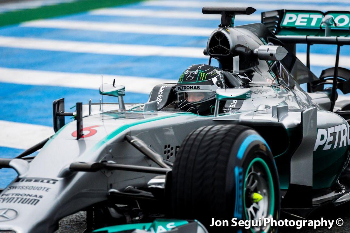 Rosberg: Taktika és kaland az új F1-es autókban