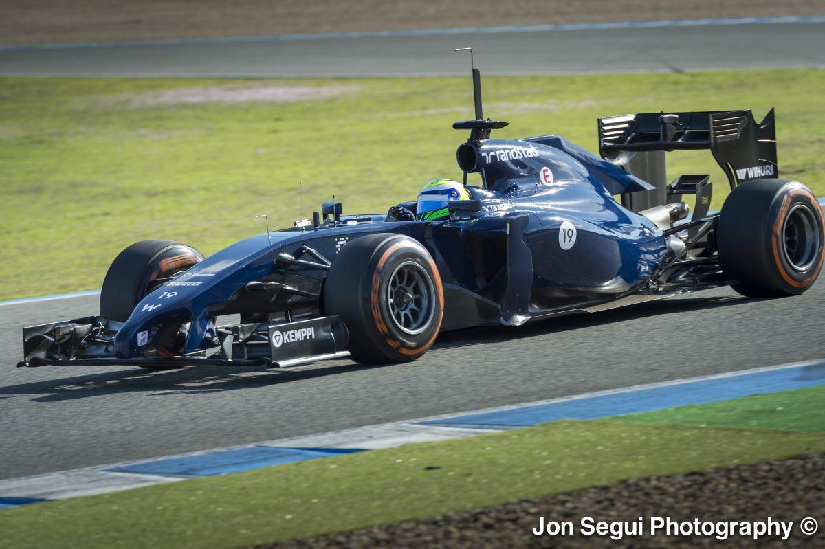 A Williams ismét erősített: Visszatért a Petrobras