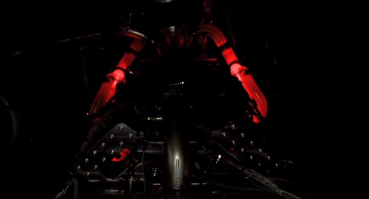 Süketszobában a Honda V6-os turbója: így zenél a japánok F1-es motorja