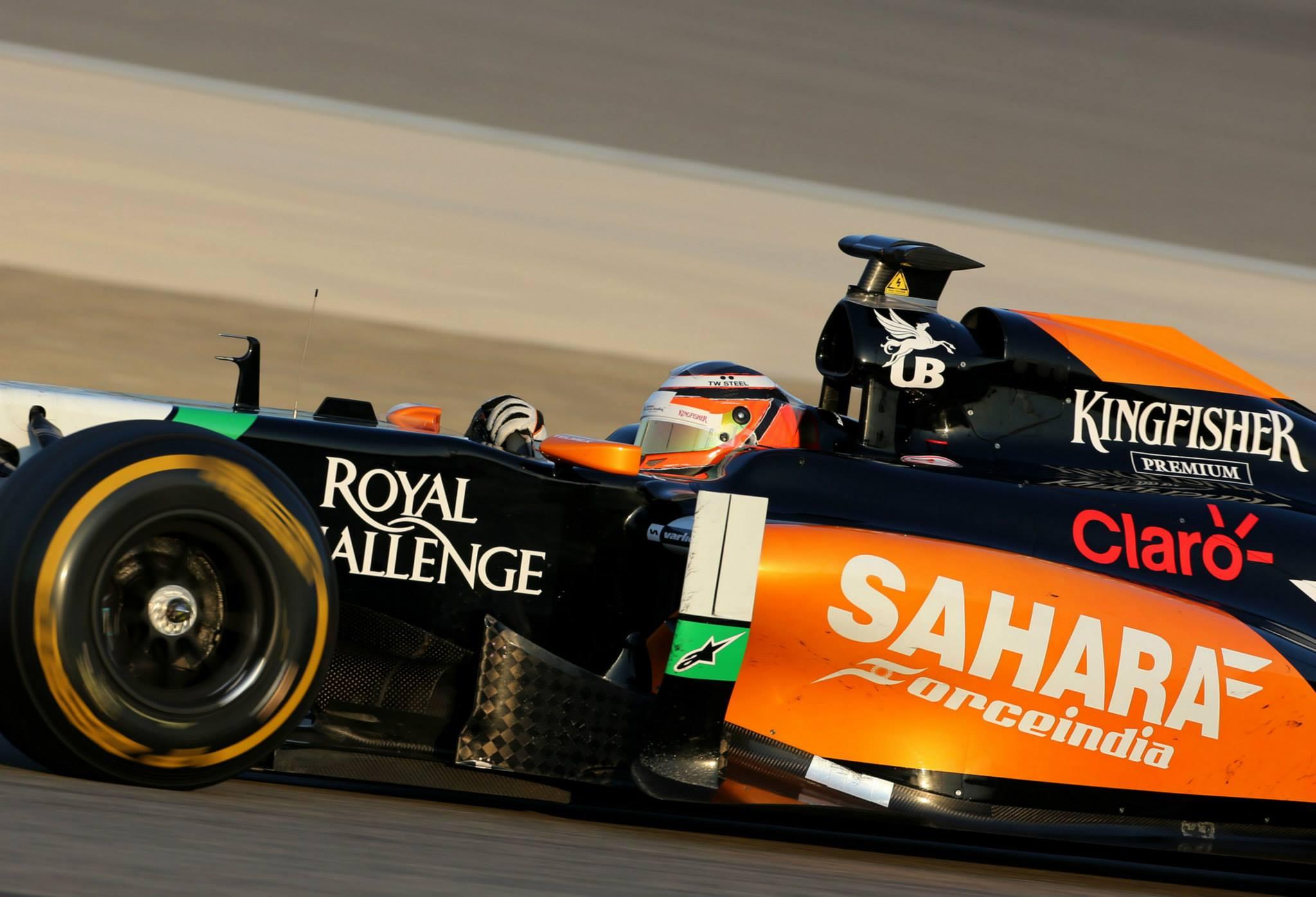 Versenyképes Force India és egy erős Hülkenberg 2014-ben?