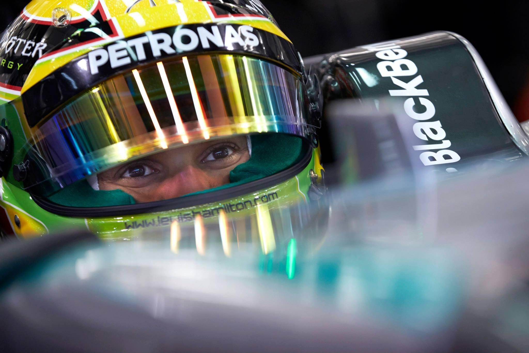Hamilton: Le akarom zúzni a Mercedest a versenyek előtt!