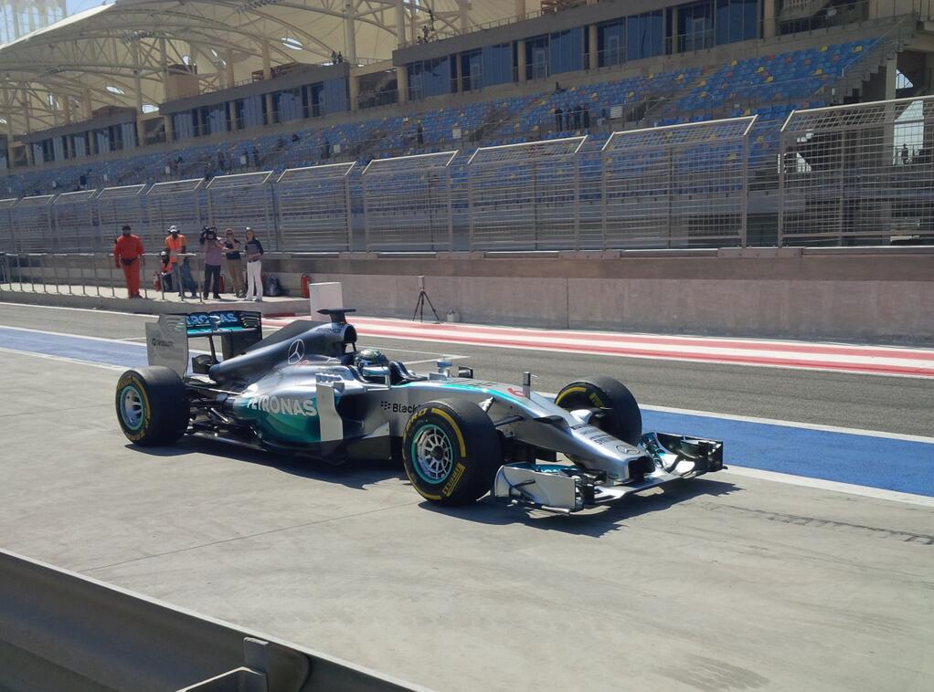 Nagyon pozitív hetet zárt a Mercedes: Rosberg azért még csiszolna a megbízhatóságon