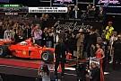 1,7 millió dollárért vették meg Schumacher F1-es autóját