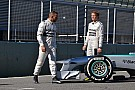 Csodálkoznak a Mercedes versenyzői: Rosberg meglepődött, Hamilton nem