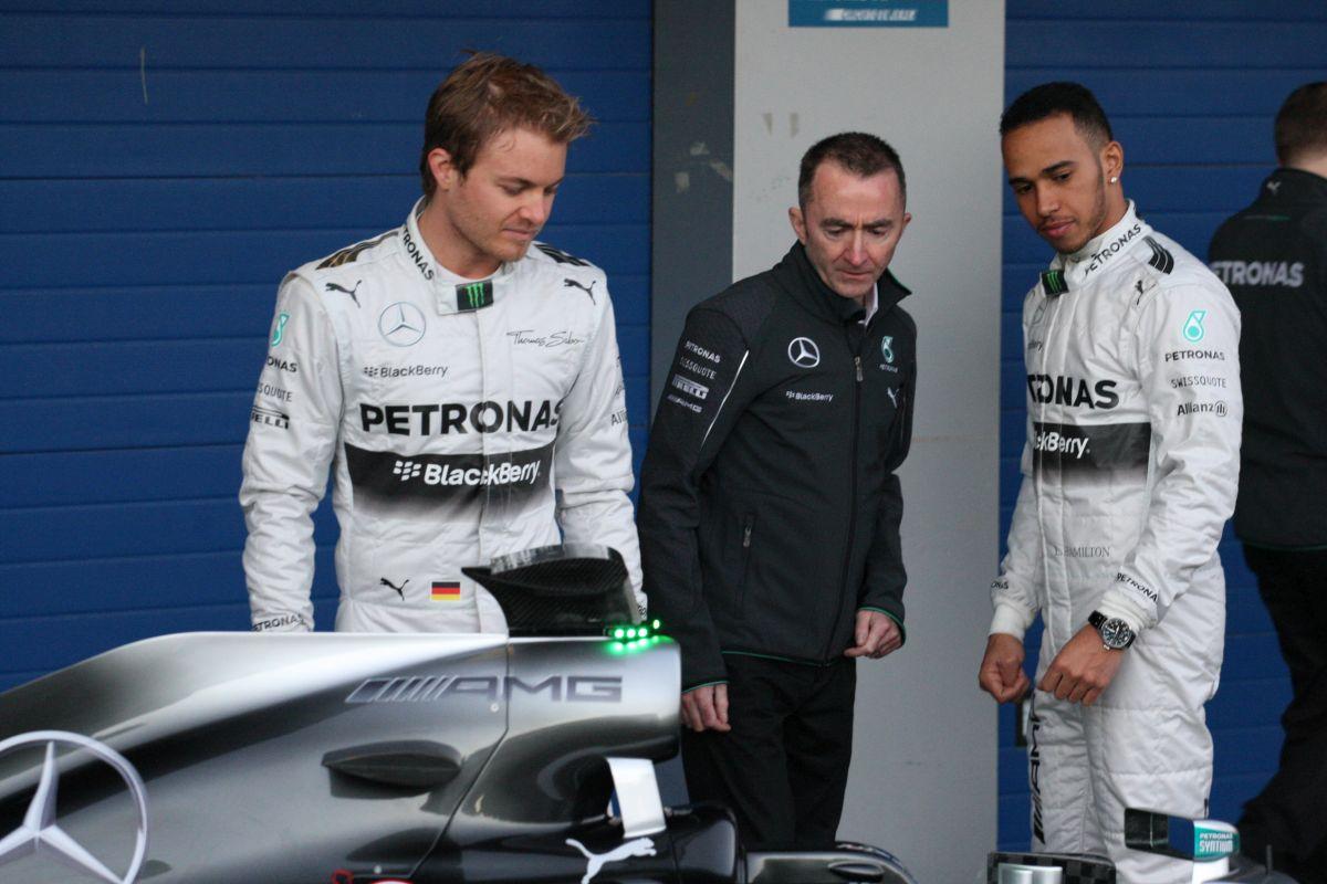 Videós bemutató a Mercedes 2014-es autójáról