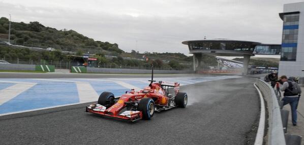 Ferrari: Túl sokat beszélnek az első szárnyakról