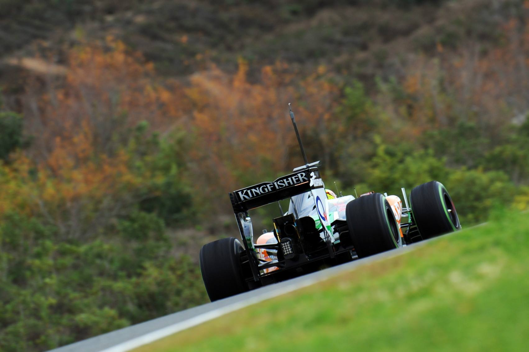 Hülkenberg: Nagyon más ezeket az új F1-es autókat vezetni
