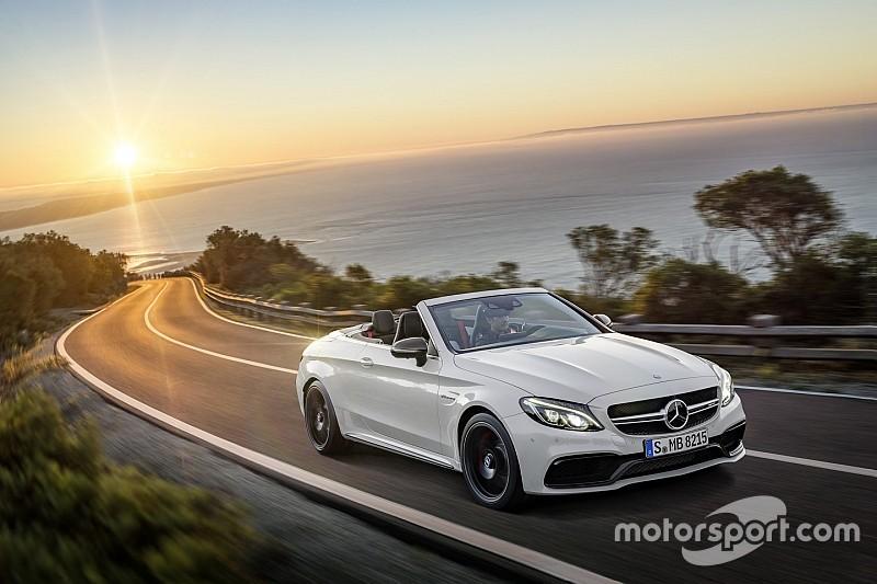 Mercedes-AMG C63 S Cabrio, sensazioni forti
