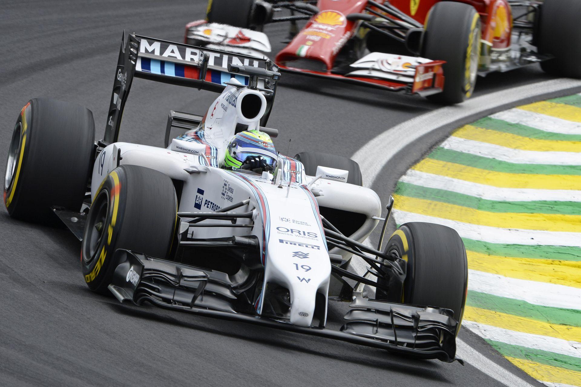 A Williams szerint nem lehetetlen, hogy a bajnoki címért harcoljanak 2015-ben