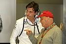 Lauda megérti, hogy a Honda egyenlő bánásmódot akar: majd meglátják, milyen az első év