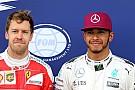 Vettel quedó decepcionado por no lograr la pole position