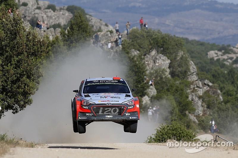 Video: Die Highlights der WRC in Italien