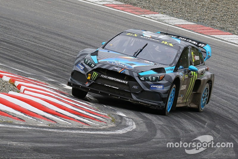Rallycross-WM Norwegen: Andreas Bakkerud dominiert in Hell