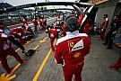 Indignación en Ferrari por los rumores que sitúan a Allison en Renault