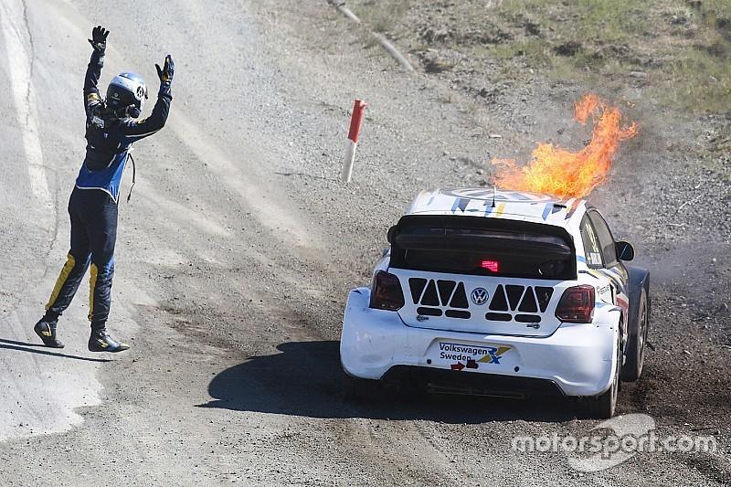 Video: Die Highlights der Rallycross-WM in Hell