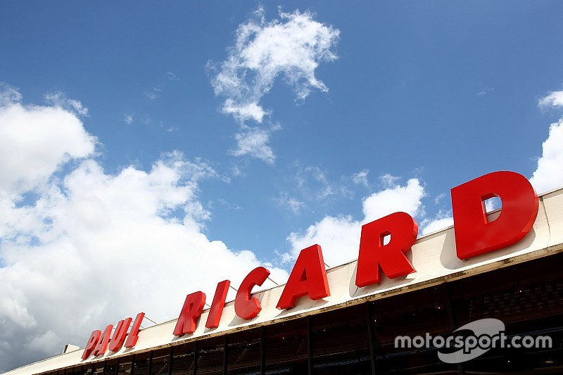 Red Bull test voor Pirelli op Paul Ricard