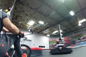Drift BRÉKING Drift trike és elektromos gokart egy pályán: menő páros!