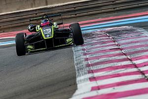 Formula Renault BRÉKING Habsburg Ferdinánd kétszer a pole-ban és a dobogó tetején a Paul Ricardon