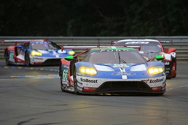 Les Ford GT écrasent la concurrence