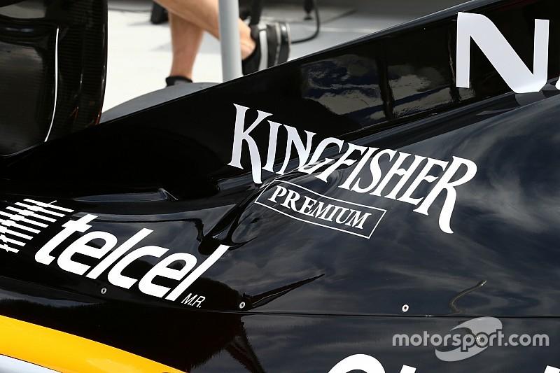 Технический брифинг: кожух двигателя и заднее антикрыло Force India VJM09