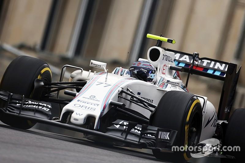 """Боттас: Williams """"може бути сильним"""" в Баку"""